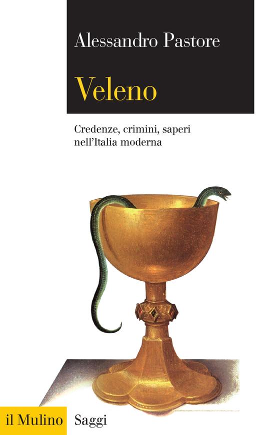 Copertina del libro Veleno