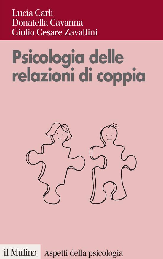 Copertina del libro Psicologia delle relazioni di coppia