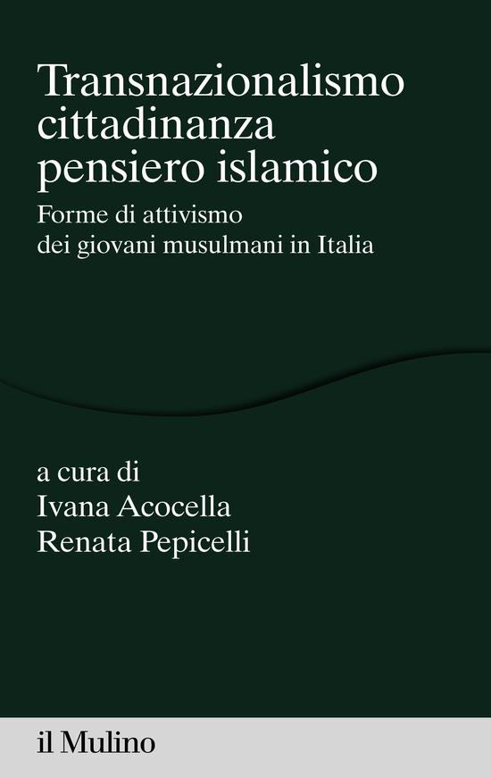 Copertina del libro Transnazionalismo, cittadinanza, pensiero islamico
